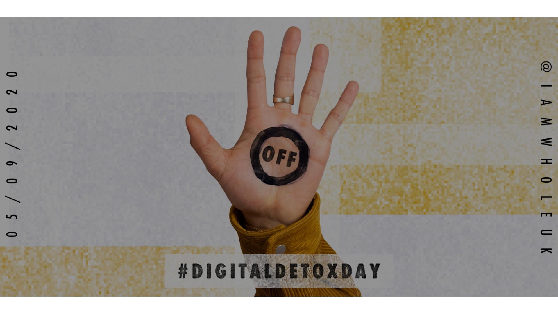 Τι είναι η Digital Detox Day;