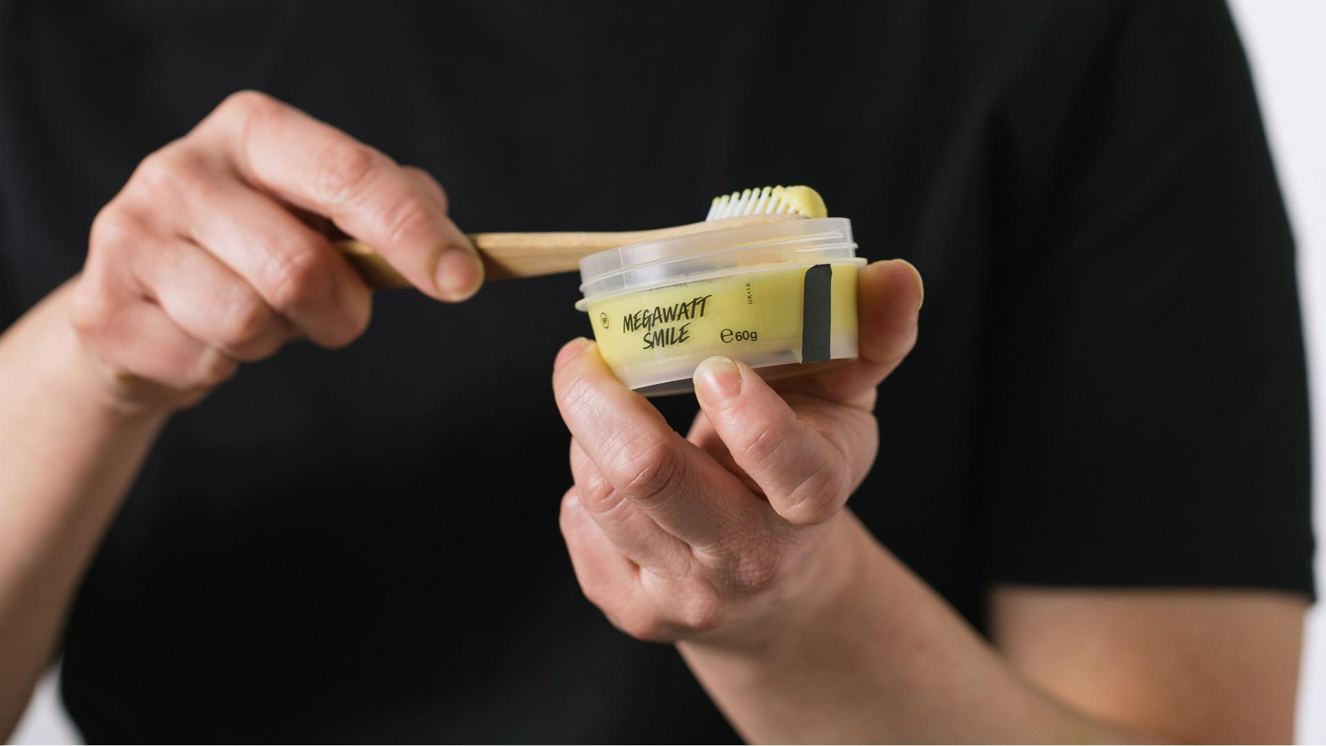 Vegan οδοντόπαστα… ζελέ;!