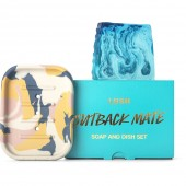 Outback Mate Soap and Dish Set